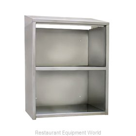 Glastender WCO30 Cabinet, Wall-Mounted