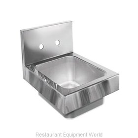 Glastender WH-12-LF Wall-Hung Hand Sink