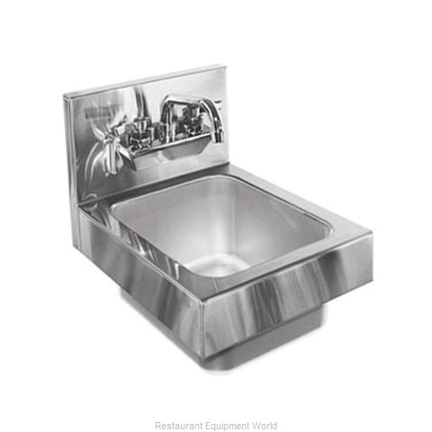Glastender WH-12 Sink, Hand (Magnified)