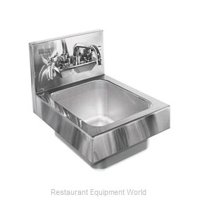Glastender WH-12 Wall-Hung Hand Sink