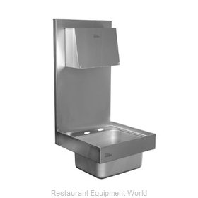Glastender WH-14-ESD-LF Wall-Hung Hand Sink