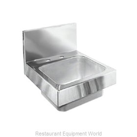 Glastender WH-14-LF Sink, Hand