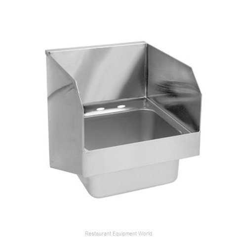 Glastender WH-14-S-LF Wall-Hung Hand Sink