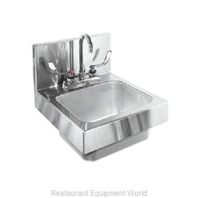 Glastender WH-14 Wall-Hung Hand Sink