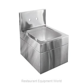 Glastender WHS-12-LF Wall-Hung Hand Sink