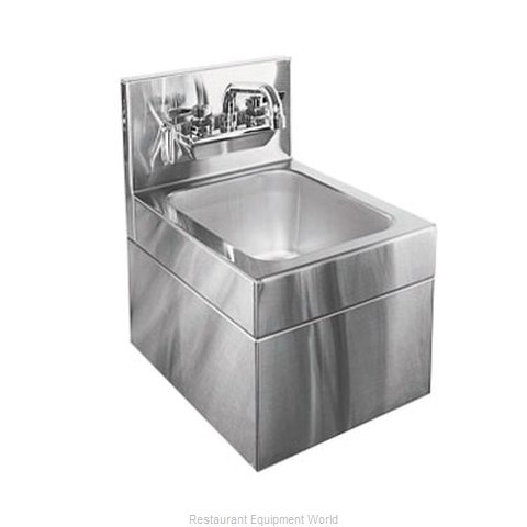 Glastender WHS-12 Wall-Hung Hand Sink