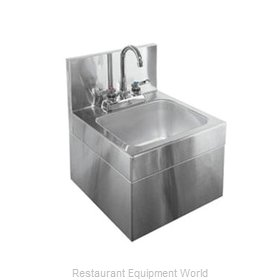 Glastender WHS-14 Wall-Hung Hand Sink