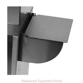 Glastender WPH-LP Wall mount pan holder