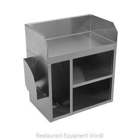 Glastender WS24 Utility Stand