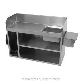 Glastender WS36-S Utility Stand