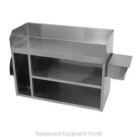 Glastender WS36 Utility Stand