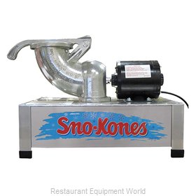 Gold Medal Products 1006DC Shaved Ice Machine