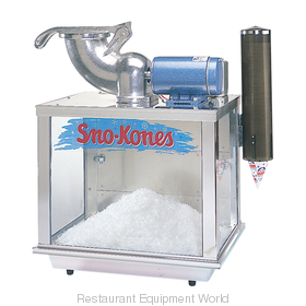 Gold Medal Products 1009 Shaved Ice Snow Cone Machine