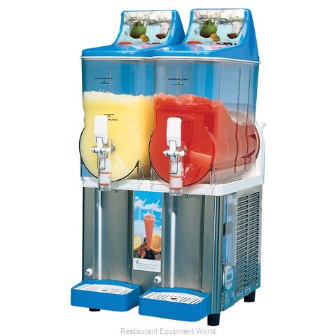 Gold Medal Products 1114 Frozen Drink Machine, Non-Carbonated, Bowl Type