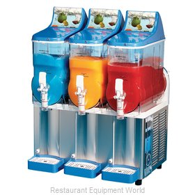 Gold Medal Products 1115 Frozen Drink Machine, Non-Carbonated, Bowl Type