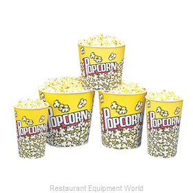 Gold Medal Products 1196PC Popcorn Bag Box