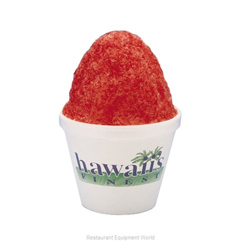 Gold Medal Products 1407 Shaved Ice Snow Cone Accessories