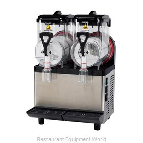 Gold Medal Products 1414 Frozen Drink Machine, Non-Carbonated, Bowl Type