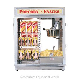 Gold Medal Products 1617E Popcorn Popper