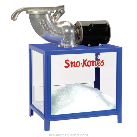 Gold Medal Products 1803 Shaved Ice Snow Cone Machine