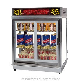 Gold Medal Products 2004SLN Popcorn Warmer