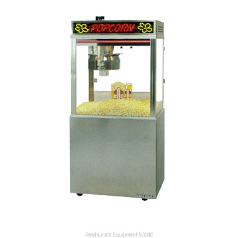 Gold Medal Products 2010EN Popcorn Popper