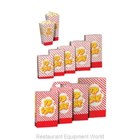 Gold Medal Products 2058 Popcorn Bag Box