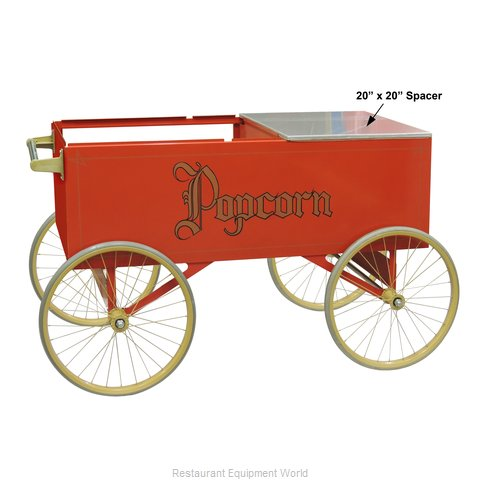 Gold Medal Products 2129 Wagon Stand