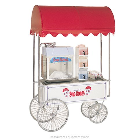 Gold Medal Products 2129SK Wagon Stand