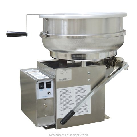 Gold Medal Products 2180EL Frosted Nut Machine