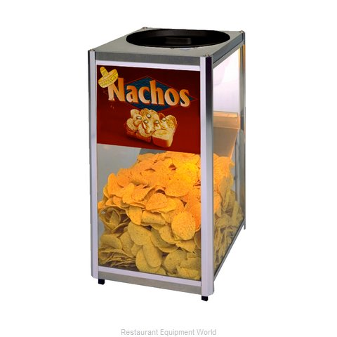 Gold Medal Products 2186ST Nacho Chip Warmer