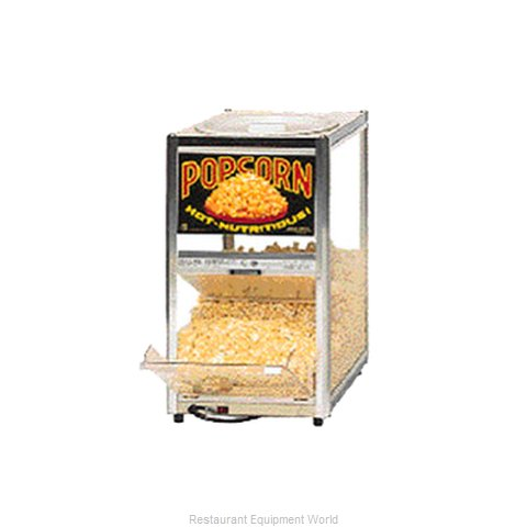 Gold Medal Products 2187ST Display Case Hot Food Countertop