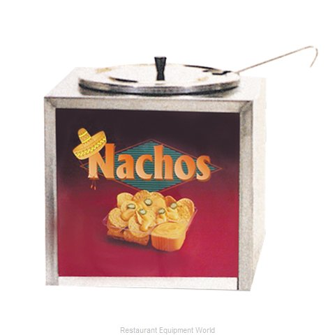 Gold Medal Products 2191 Nacho Cheese Warmer
