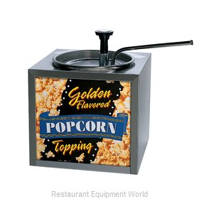 Gold Medal Products 2195 Dispenser, Butter Heated