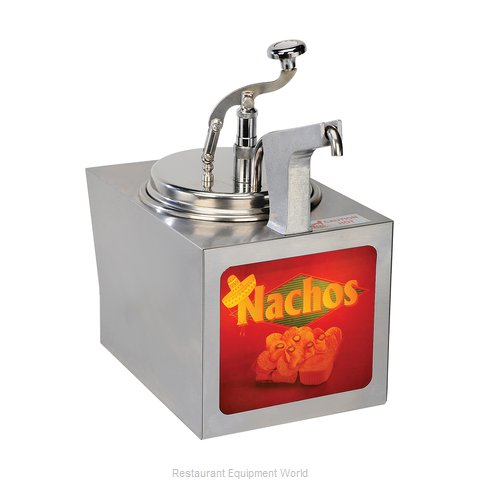 Gold Medal Products 2197NS Nacho Cheese Warmer