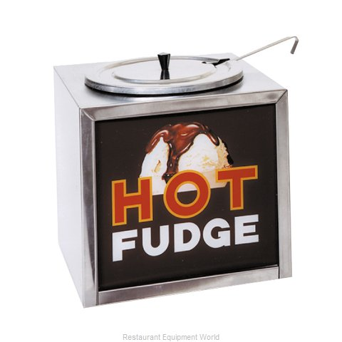 Gold Medal Products 2200 Food Warmer Hot Fudge Caramel