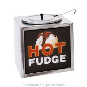 Gold Medal Products 2200 Food Topping Warmer, Countertop