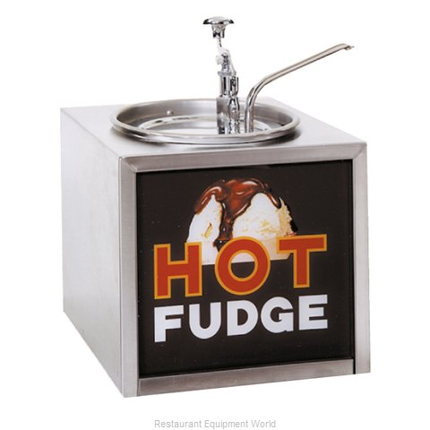 Gold Medal Products 2201 Food Warmer Hot Fudge Caramel