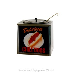 Gold Medal Products 2205 Food Topping Warmer, Countertop