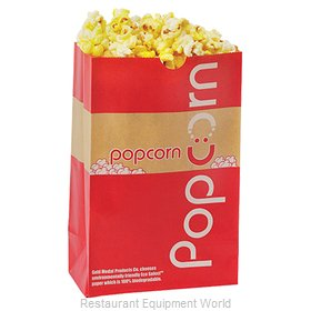 Gold Medal Products 2232E Popcorn Bag Box