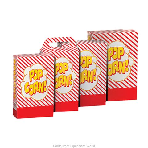 Gold Medal Products 2268 Popcorn Bag Box