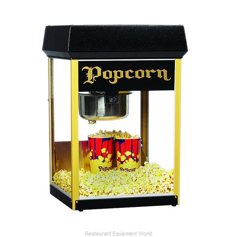 Gold Medal Products 2408BKG Popcorn Popper