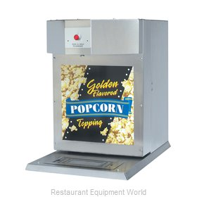 Gold Medal Products 2496 Dispenser, Butter Heated