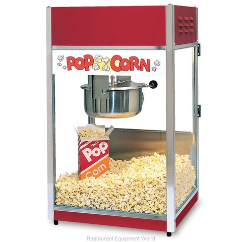 Gold Medal Products 2656 Popcorn Popper