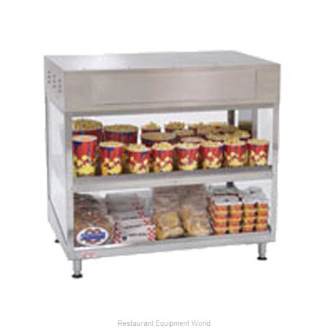 Gold Medal Products 2855 Staging Cabinet
