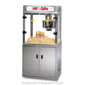 Gold Medal Products 2911EB Popcorn Popper