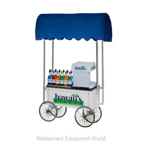 Gold Medal Products 2936HF Wagon Stand