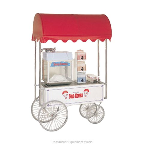 Gold Medal Products 2936SK Wagon Stand