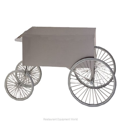 Gold Medal Products 2936ST Wagon Stand
