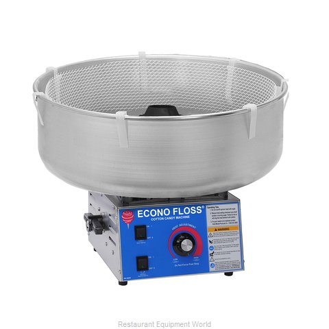 Gold Medal Products 3017-00-000 Cotton Candy Floss Machine